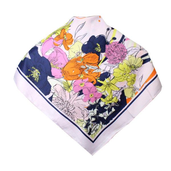 روسری دخترانه مگنولیا کد 6-555