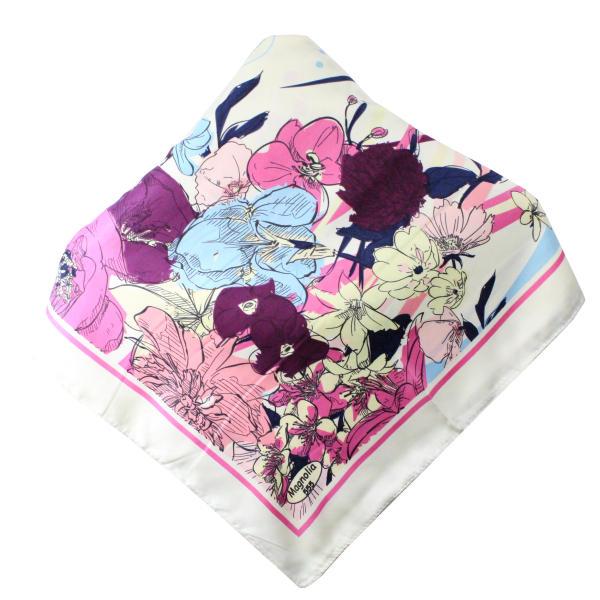 روسری دخترانه مگنولیا کد 5-555 تک سایز