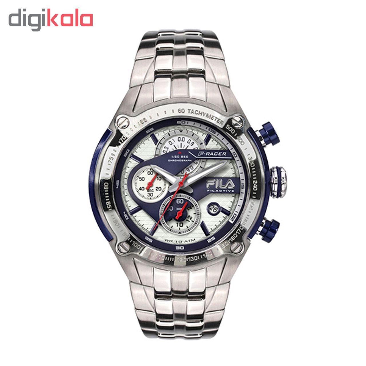 خرید ساعت مچی عقربه ای مردانه فیلا مدل 38-104-003