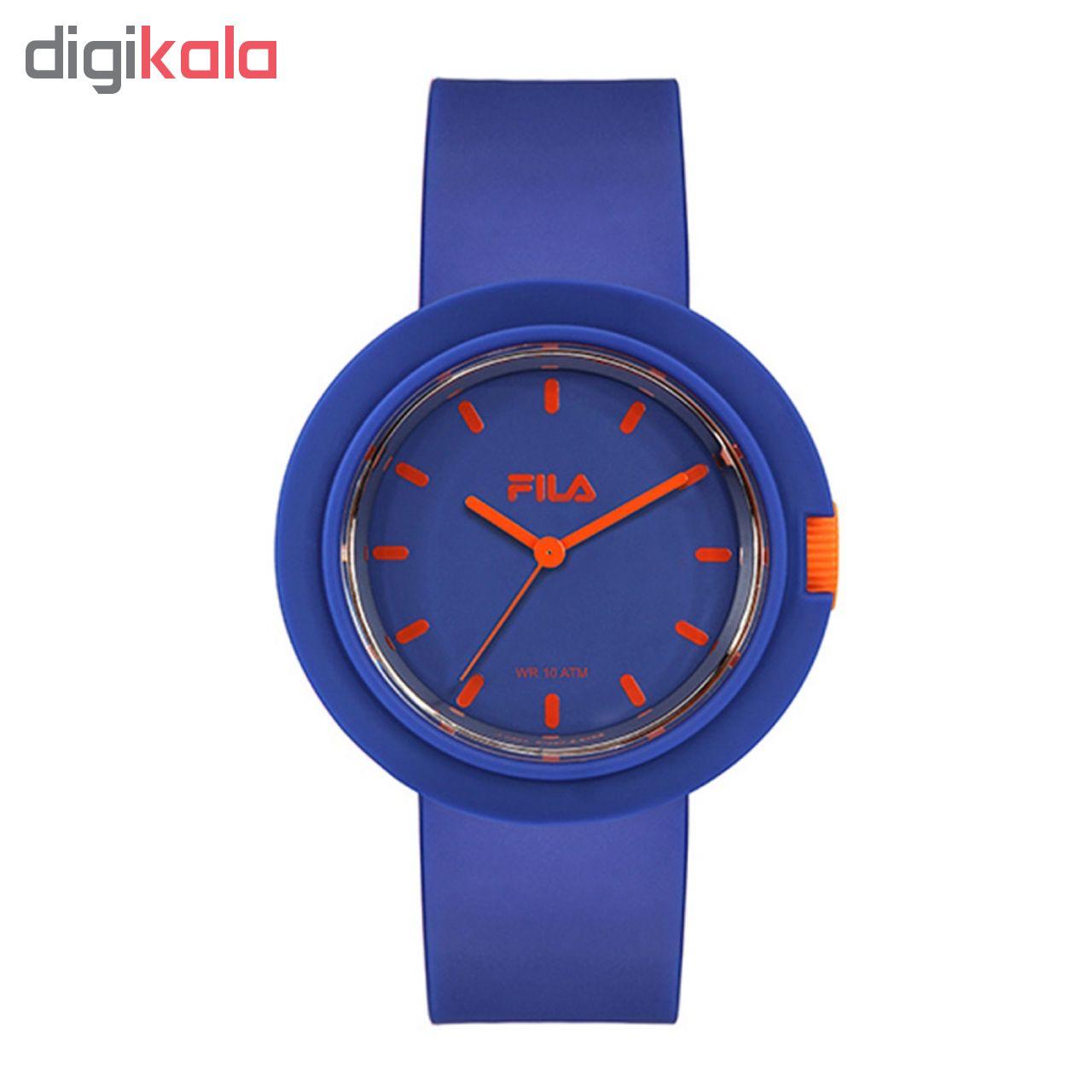 خرید ساعت مچی عقربه ای فیلا مدل 38-109-004
