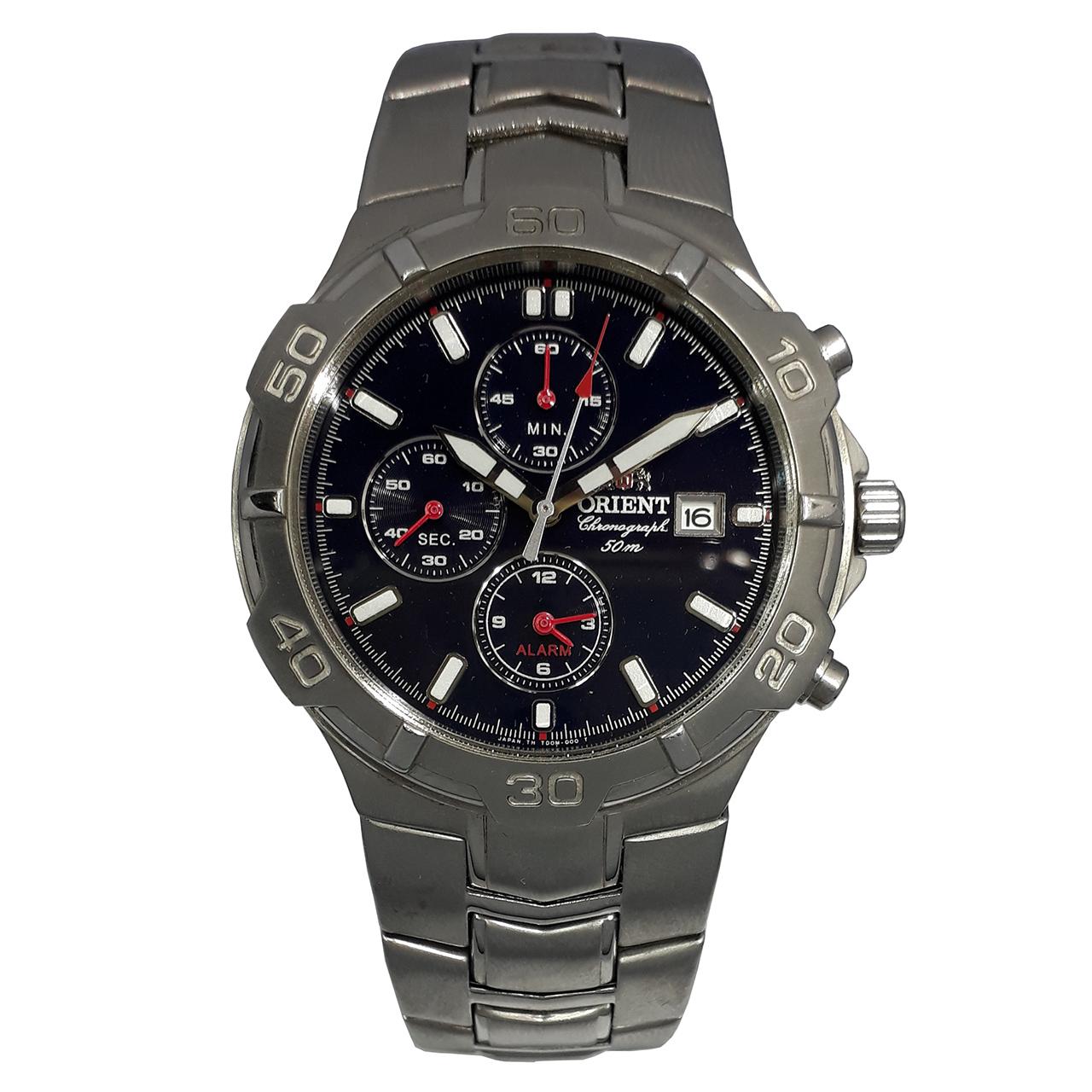 ساعت مچی عقربه ای مردانه اورینت مدل TD0M-C0