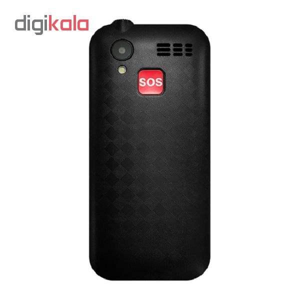 گوشی موبایل جی ال ایکس مدل General Luxe P3 دو سیم کارت main 1 1