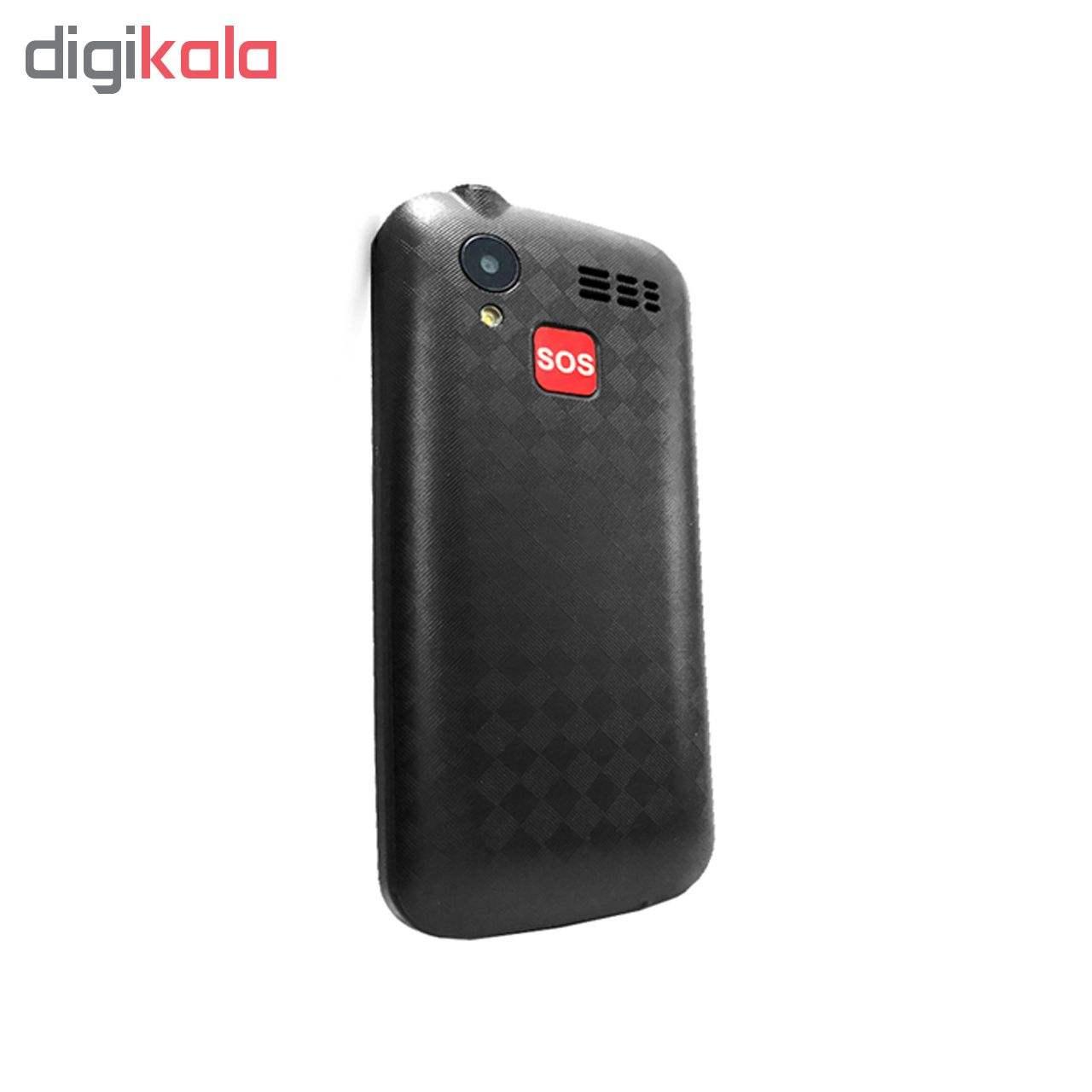 گوشی موبایل جی ال ایکس مدل General Luxe P3 دو سیم کارت main 1 4