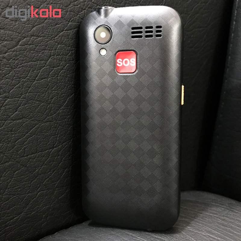 گوشی موبایل جی ال ایکس مدل General Luxe P3 دو سیم کارت main 1 5