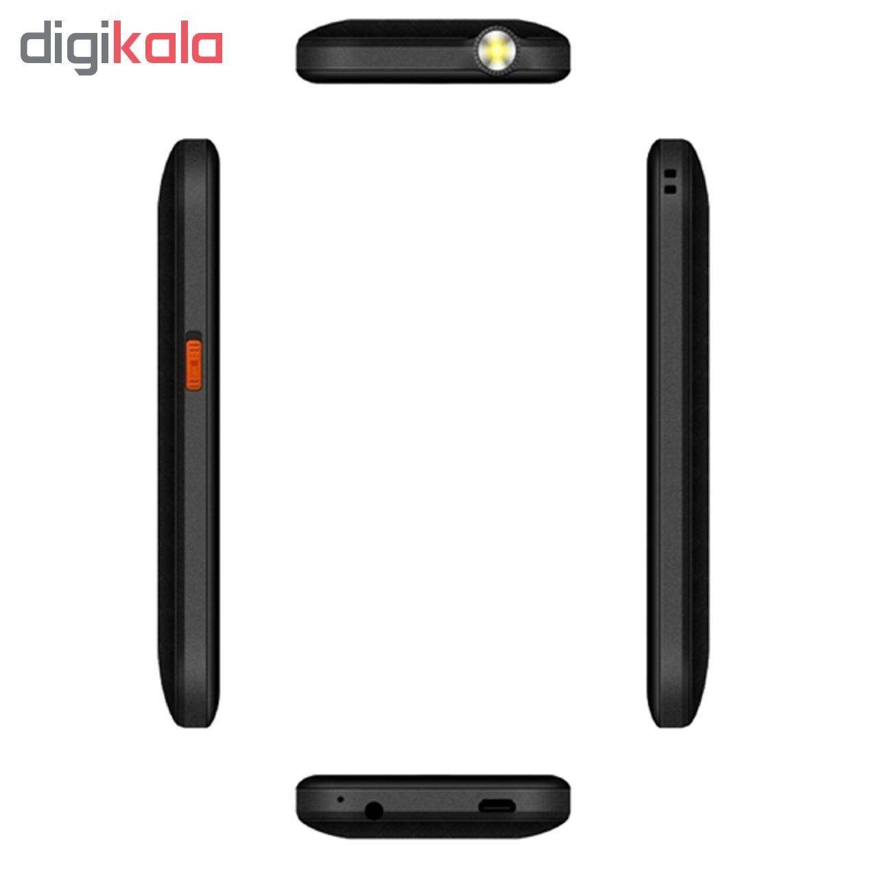 گوشی موبایل جی ال ایکس مدل General Luxe P3 دو سیم کارت main 1 6