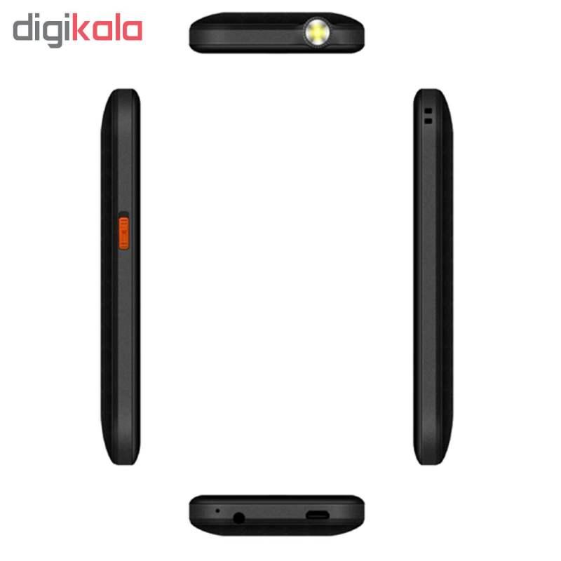 گوشی موبایل جی ال ایکس مدل General Luxe P3 دو سیم کارت