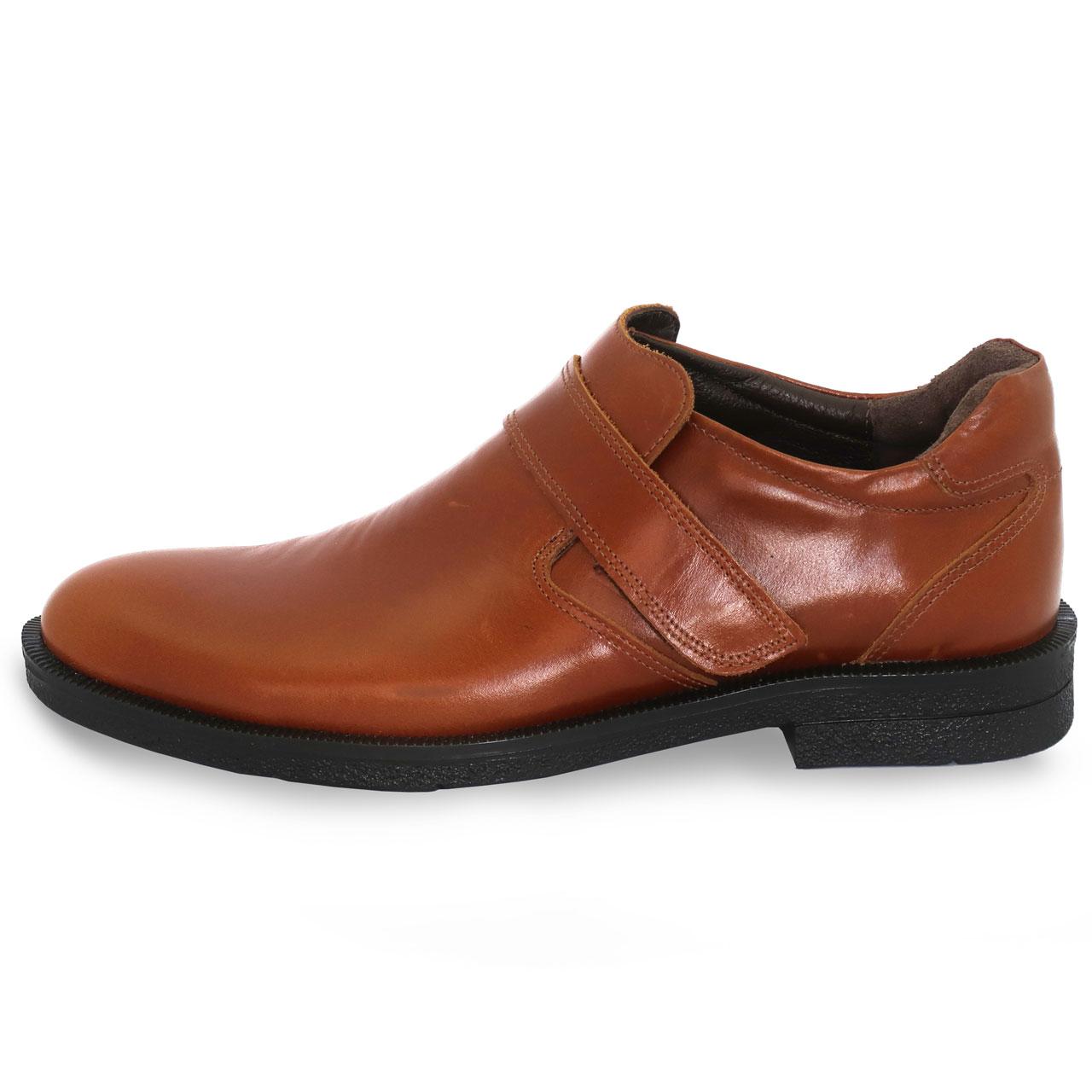 کفش مردانه حامی مدل سپهر کد 2928