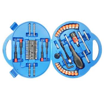 مجموعه 59 عددی ابزار فورت مدل FT-9102