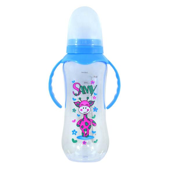 شیشه شیر سامی مدلB1 ظرفیت 240میلی لیتر
