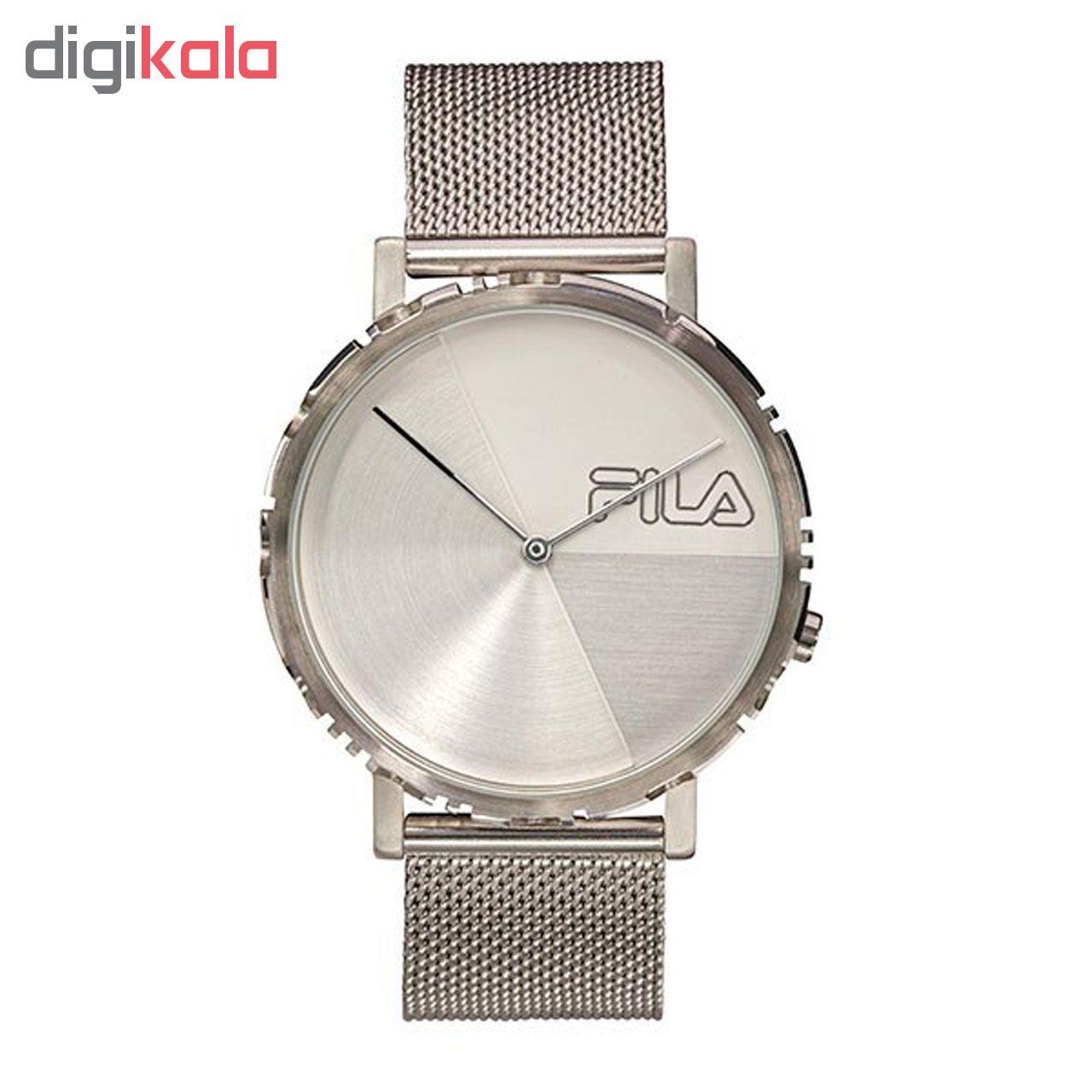 ساعت مچی عقربه ای مردانه  فیلا مدل 38-173-001