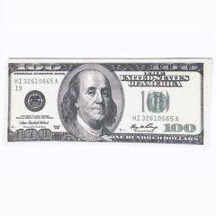 کیف پول زنانه طرح دلار مدل D100
