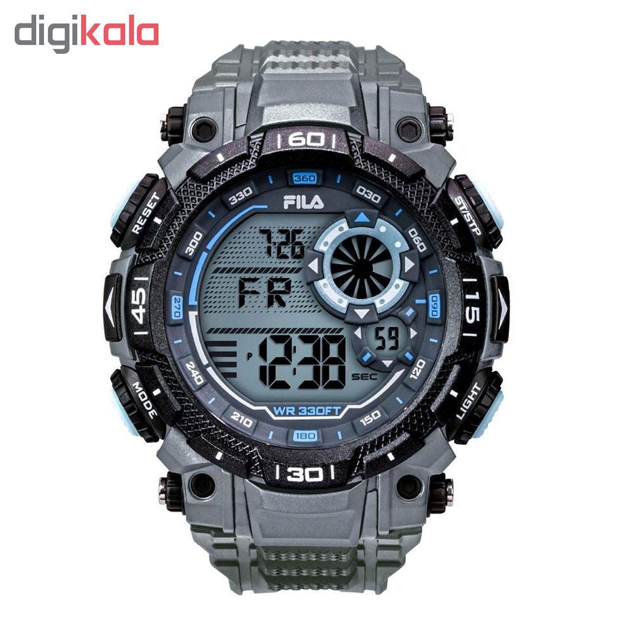 خرید ساعت مچی دیجیتال مردانه فیلا مدل 38-826-004