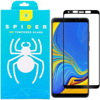 محافظ صفحه نمایش 5D اسپایدر مدل SH23 مناسب برای گوشی موبایل سامسونگ Galaxy A9 2018