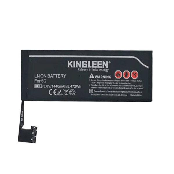 باتری موبایل کینگ لین مدل business ظرفیت 1440 میلی آمپر ساعت مناسب برای گوشی موبایل اپل آیفون 5G