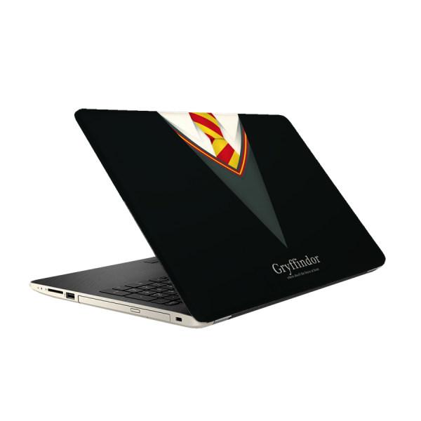 استیکر لپ تاپ طرح فیلم هری پاتر گروه گریفندور مدل ML030 مناسب برای لپ تاپ 15.6 اینچ