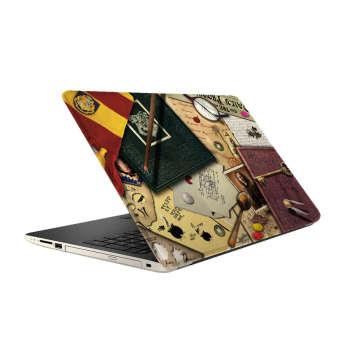 استیکر لپ تاپ طرح فیلم هری پاتر مدل ML037 مناسب برای لپ تاپ 15.6 اینچ