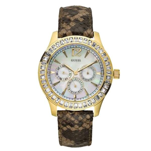 ساعت مچی عقربه ای زنانه گس مدل W15512L1