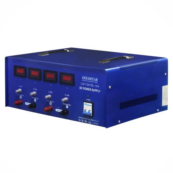 منبع تغذیه متغیر گلد استار مدل LG17301SL15A