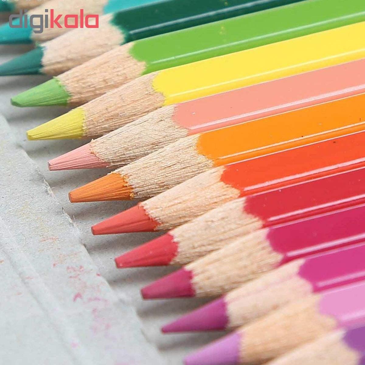 مداد رنگی 48 رنگ فنلوت مدل COLOR-48 main 1 5