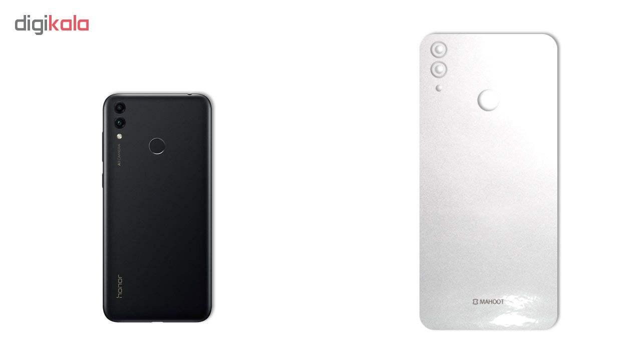 برچسب پوششی ماهوت طرح Black-Color-Shades مناسب برای گوشی موبایل هوآوی Honor 8C main 1 2