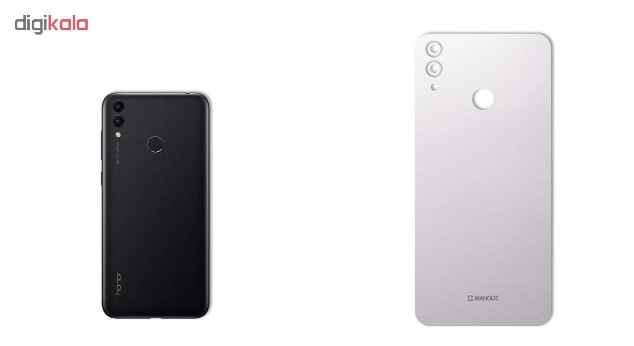 برچسب پوششی ماهوت طرح Black-Color-Shades مناسب برای گوشی موبایل هوآوی Honor 8C main 1 4