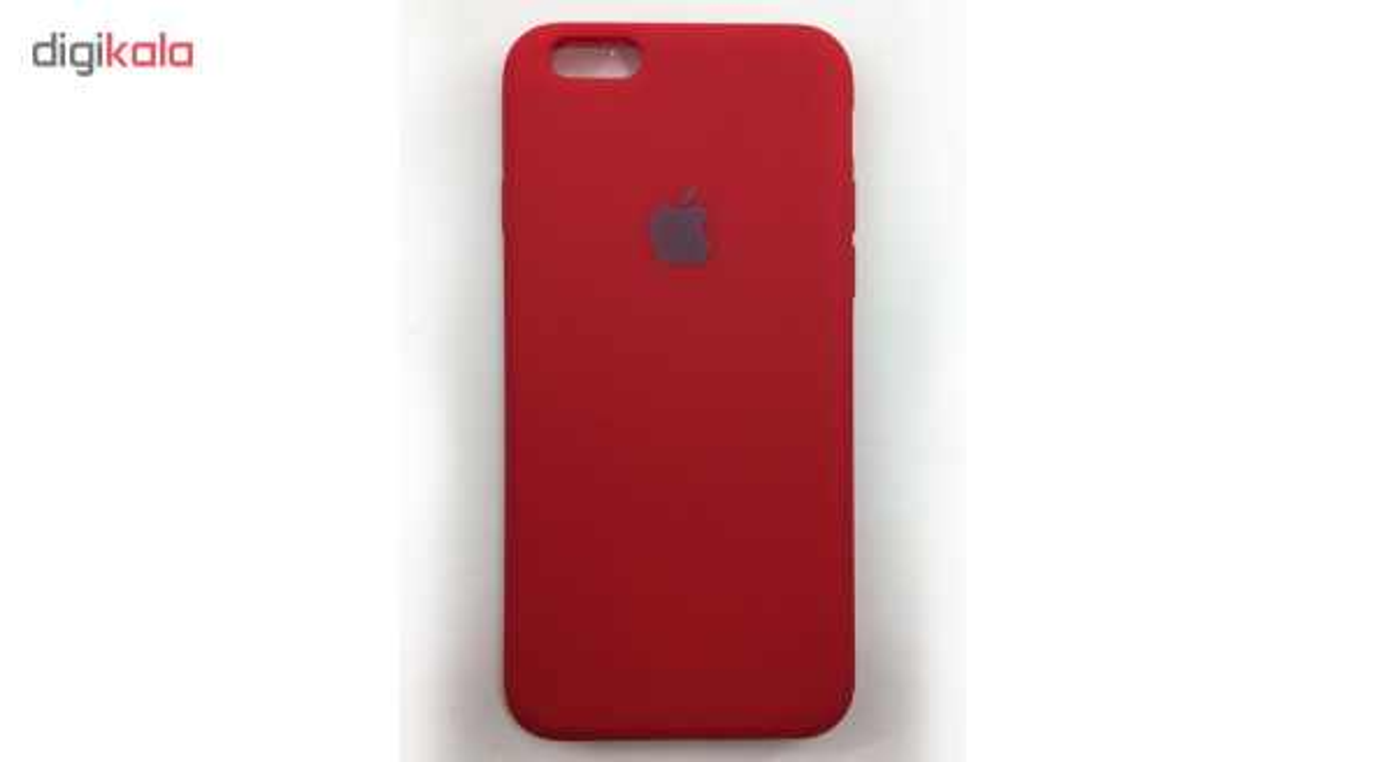 کاور سیلیکونی ایت مدل زیربسته مناسب برای گوشی موبایل اپل آیفون 6 / 6s main 1 5