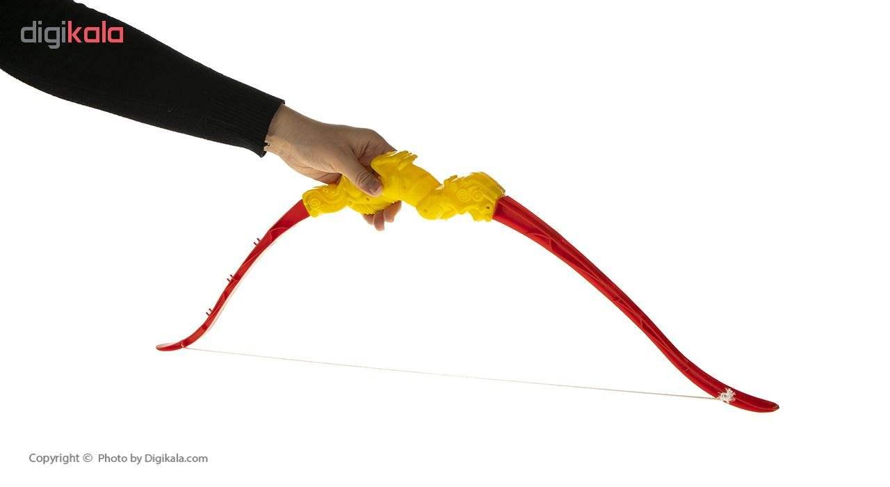 مجموعه تیر و کمان مدل Super Archer main 1 6