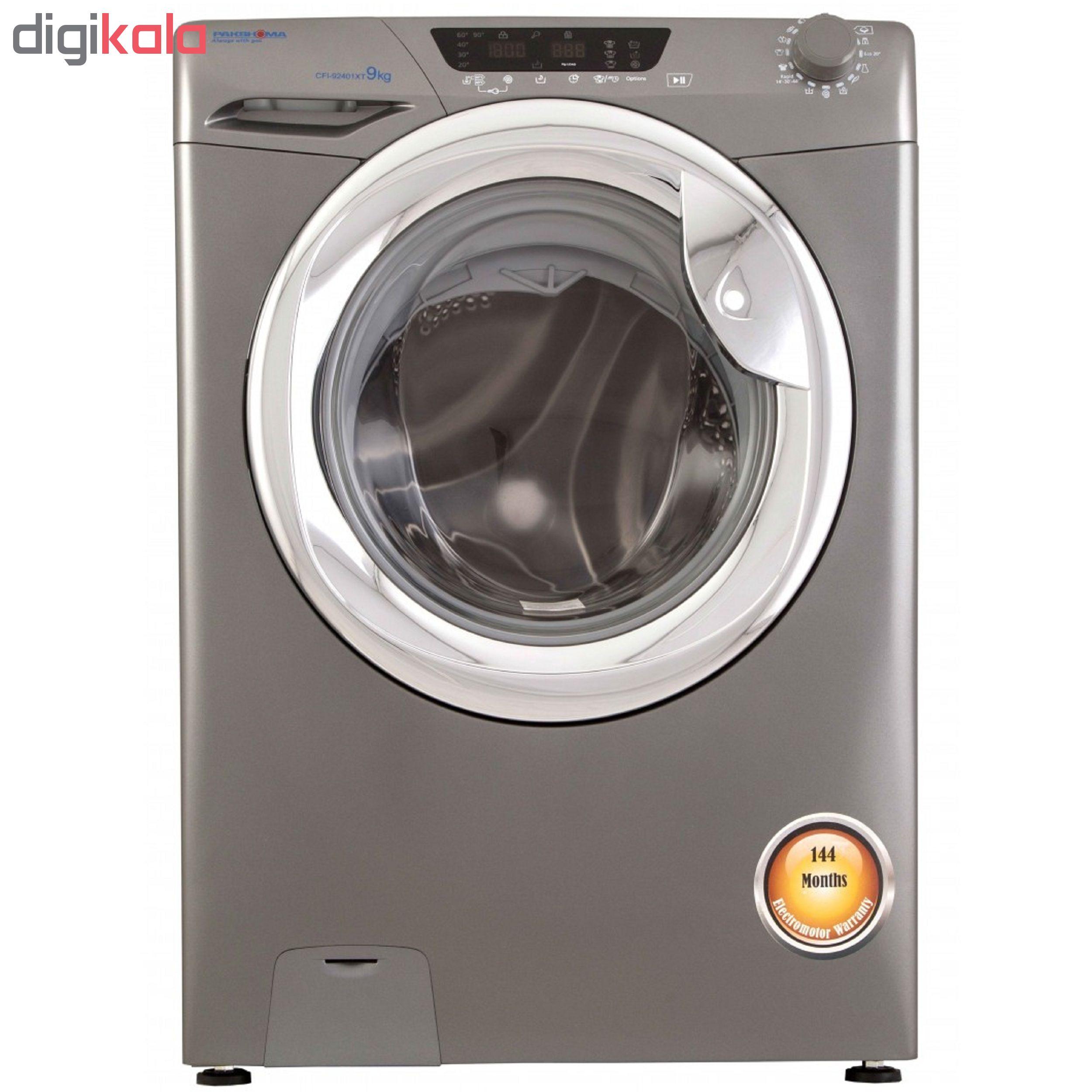 ماشین لباسشویی پاکشوما مدل CFI 92401 ظرفیت 9 کیلوگرم