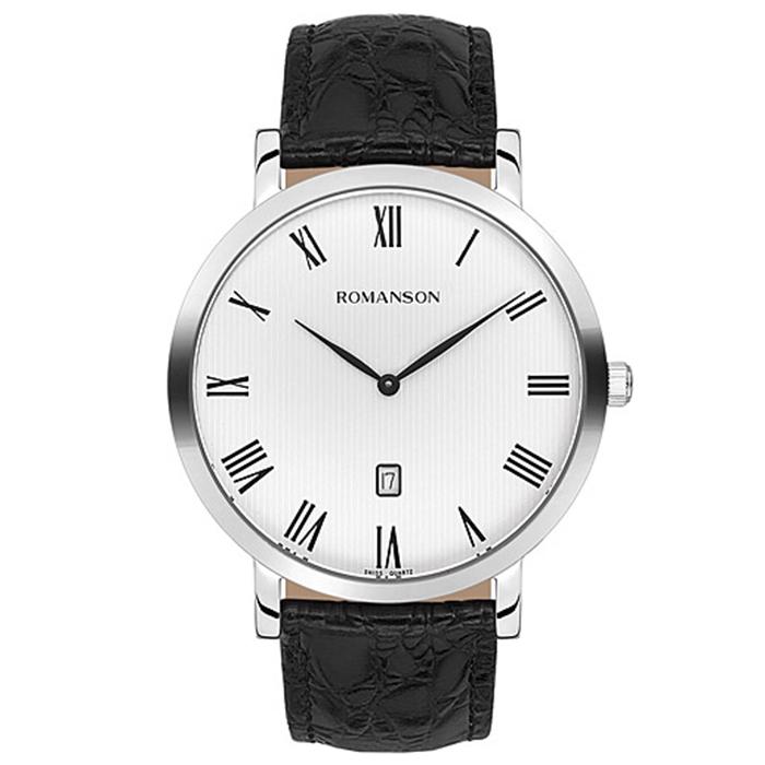 ساعت مچی عقربه ای مردانه رومانسون مدل TL5507CX1WAS5B