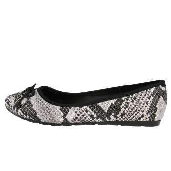 کفش زنانه طرح پوست ماری کد 159012715 |