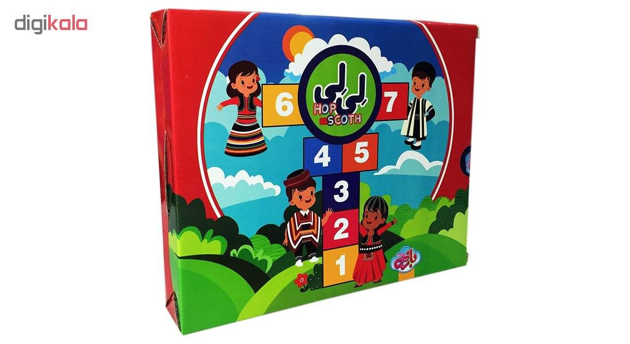 بازی آموزشی بازین مدل مدل لی لی پارچهای FHS2 main 1 1
