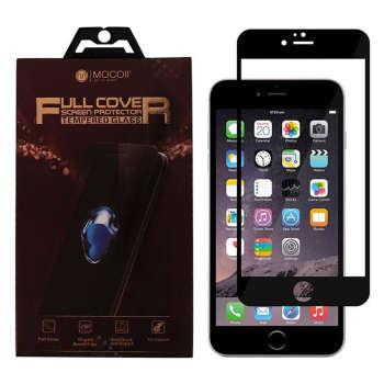 محافظ صفحه نمایش موکول مدل Full Cover مناسب برای گوشی موبایل اپل آیفون 6 پلاس / 6s پلاس