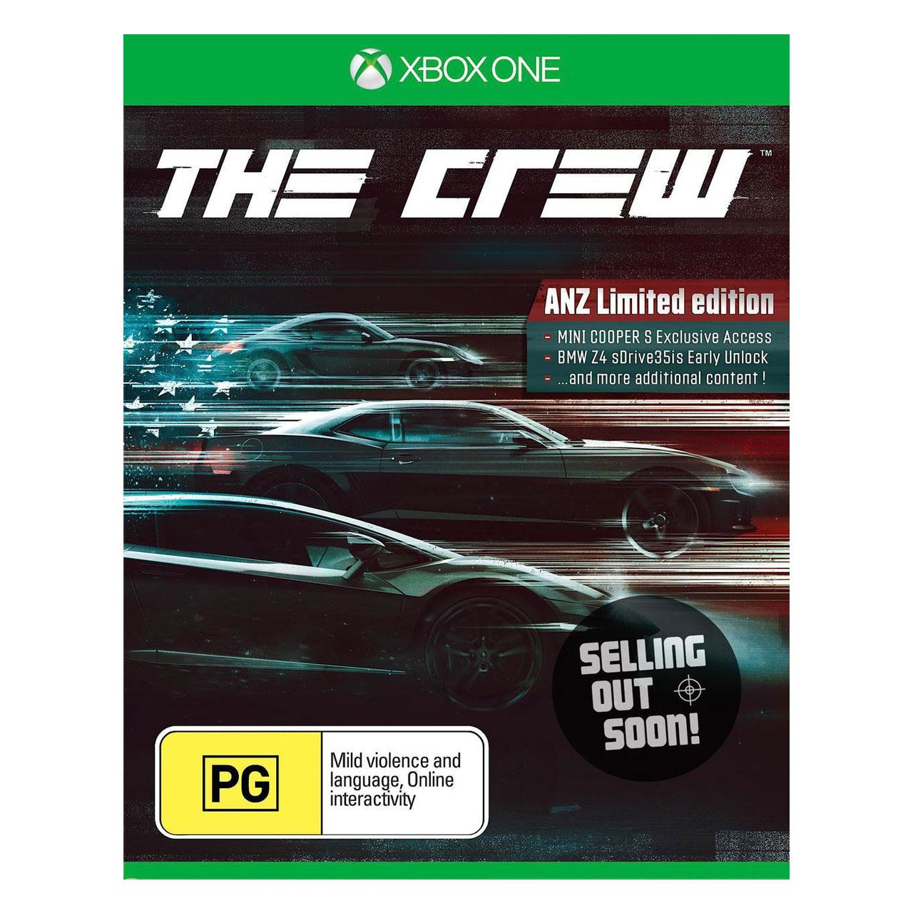 بازی The Crew مخصوص Xbox