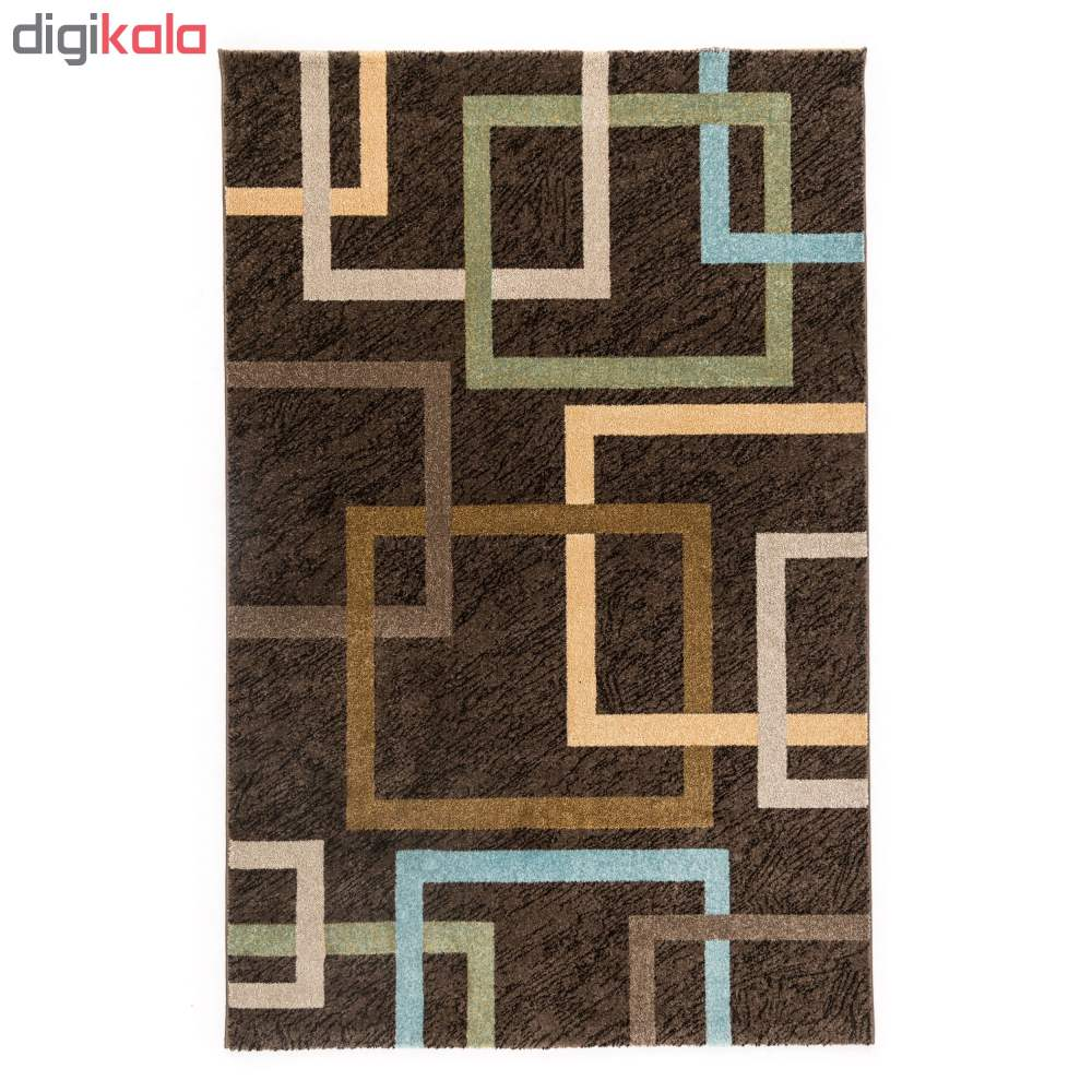 فرش ماشینی ساوین طرح ۴۰۰۳ زمینه نسکافه ای main 1 1