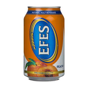 نوشیدنی مالت هلو افس - 330 میلی لیتر