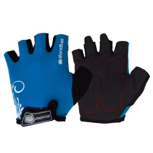 دستکش ورزشی زنانه موردن مدل Blu1