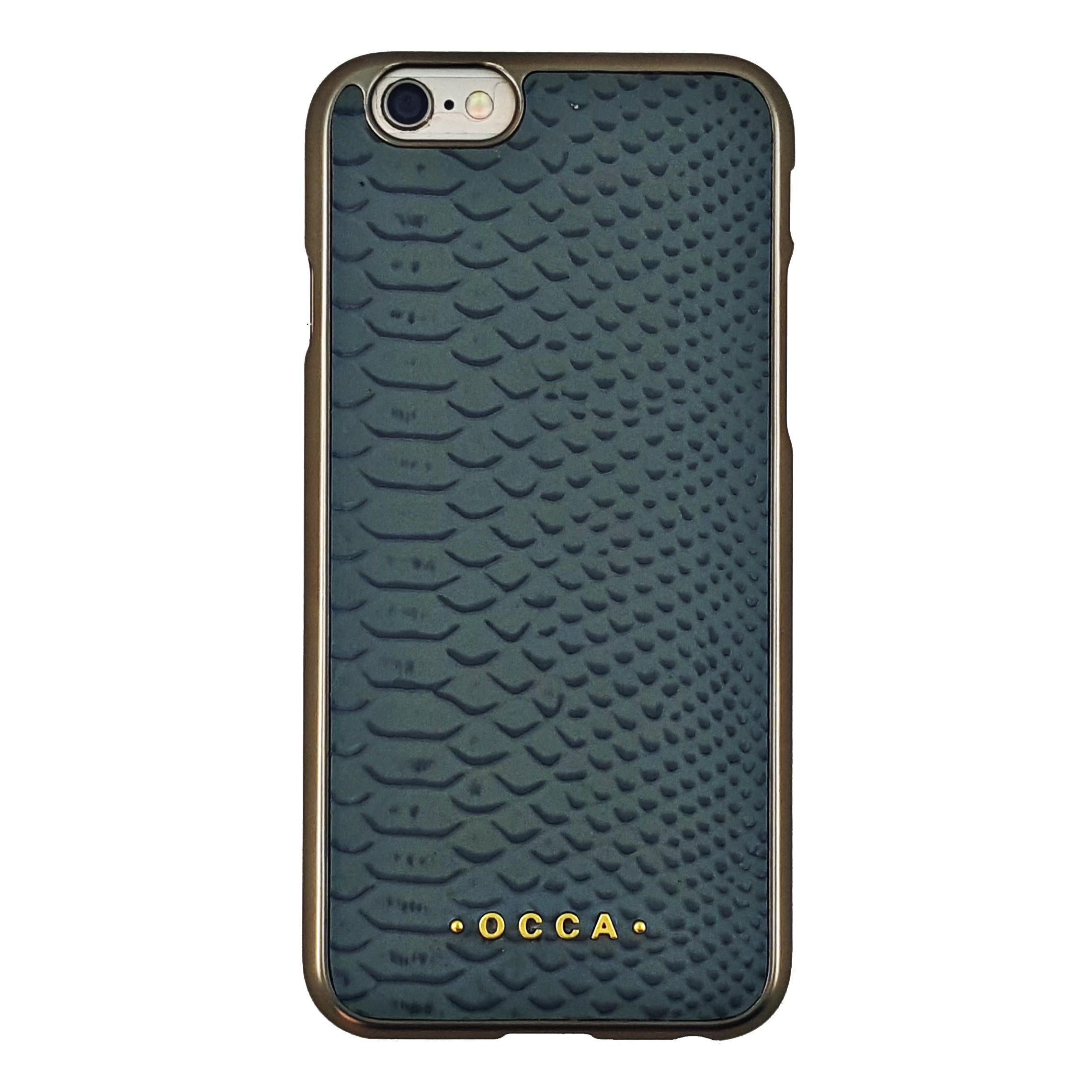 کاور اوکا طرح پوست ماری مدل Ip-380 مناسب برای گوشی موبایل اپل Iphone 6 / 6s