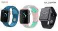 ساعت هوشمند مدل  iWO-s  همراه دو بند اضافه نایک و محافظ صفحه نمایش و بگ شیدتگ thumb 14