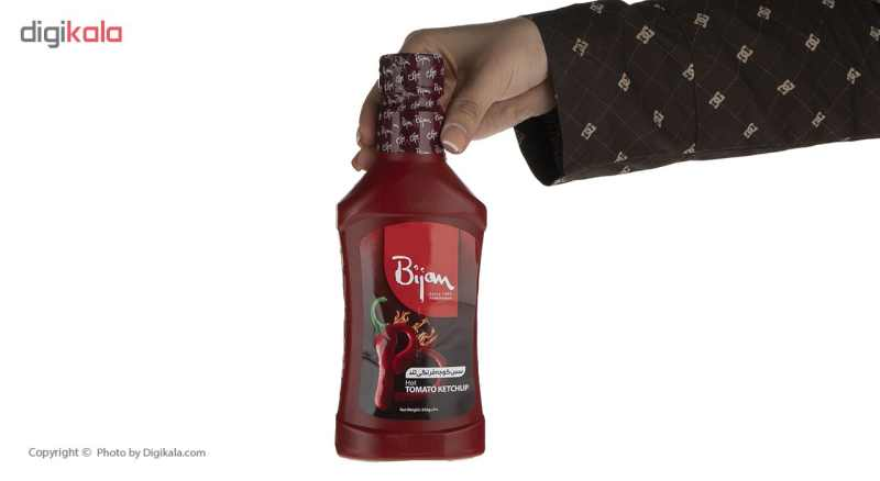 سس گوجه فرنگی تند بیژن - 550 گرم main 1 3