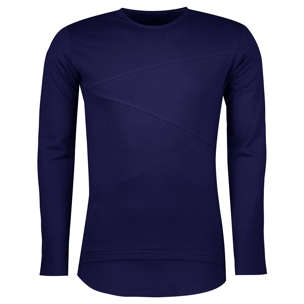 تی شرت آستین بلند مردانه تارکان کد 246-4