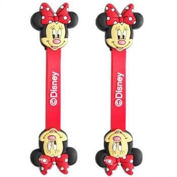 بست کابل شارژ طرح Disney مدل MK01 بسته 2 عددی