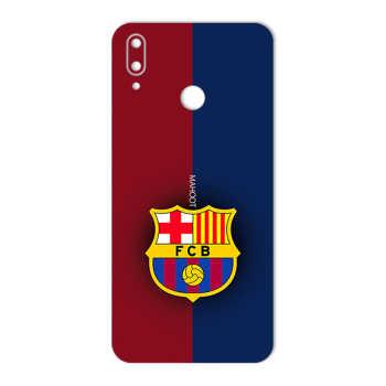 برچسب پوششی ماهوت طرح BARCELONA مناسب برای گوشی موبایل هوآوی Y9 2019