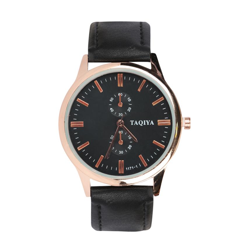 ساعت مچی عقربه ای مردانه تاکیا مدل 1171-1 رنگ مشکی