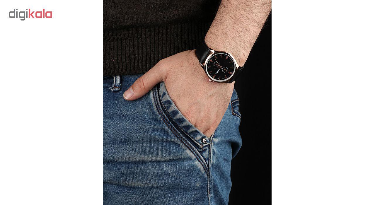 کد تخفیف                                      ساعت مچی عقربه ای مردانه تاکیا مدل 1171-1 رنگ مشکی