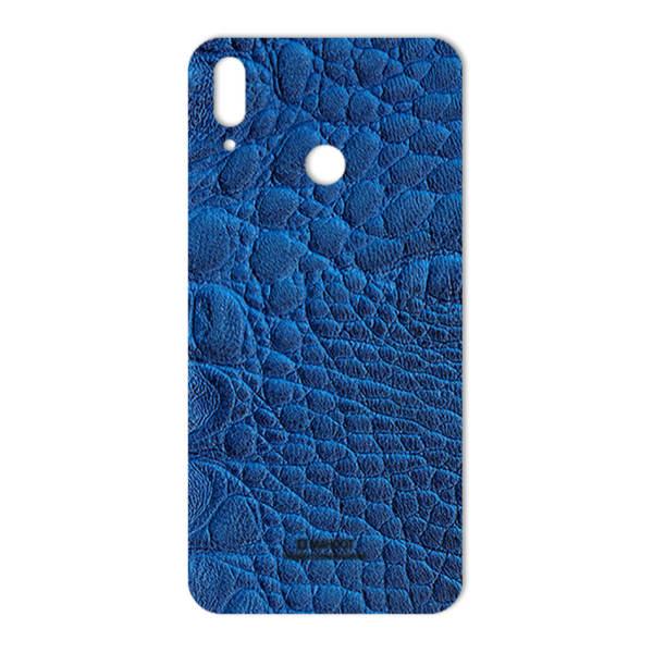 برچسب پوششی ماهوت طرح Crocodile-Leather مناسب برای گوشی موبایل هوآوی Y9 2019
