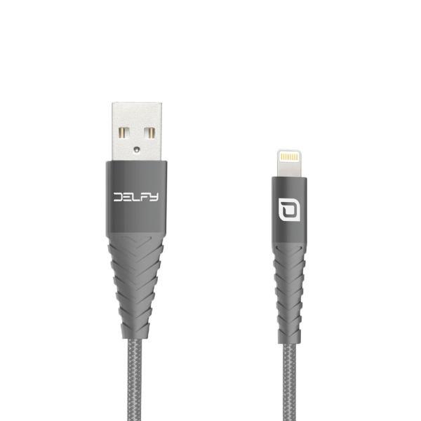 کابل تبدیل USB به لایتنینگ دلفی مدل Astrapi طول 1.2 متر