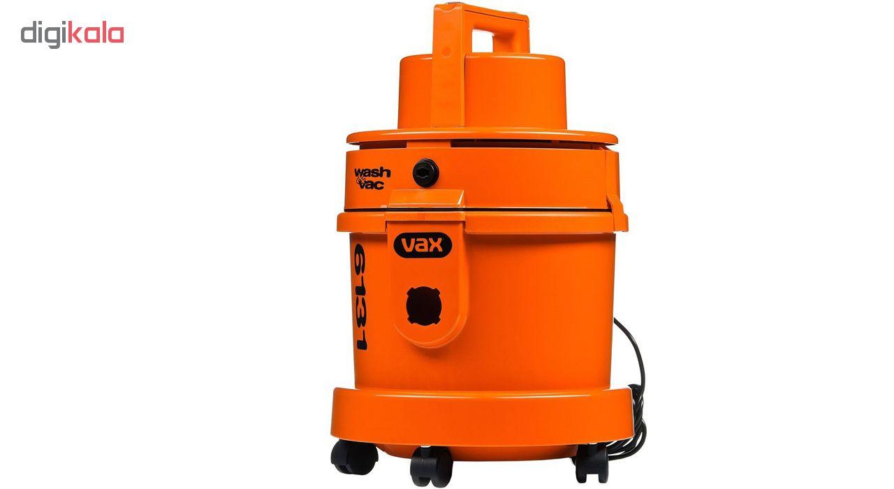 جارو برقی آب و خاک و شوینده سطلی وکس مدل 6131