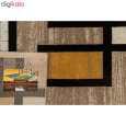 فرش ماشینی فرش ساوین طرح ۴۰۰۴ زمینه کرم thumb 3