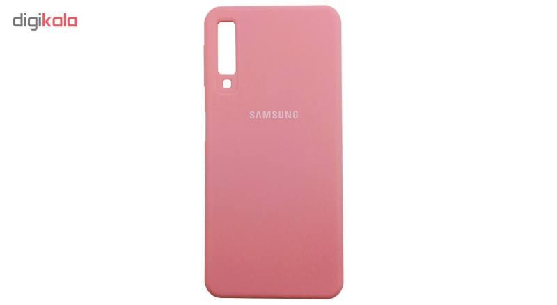 کاور سیلیکونی ایت مدل زیربسته مناسب برای گوشی موبایل سامسونگ Galaxy A750 / A7 2018 thumb 3