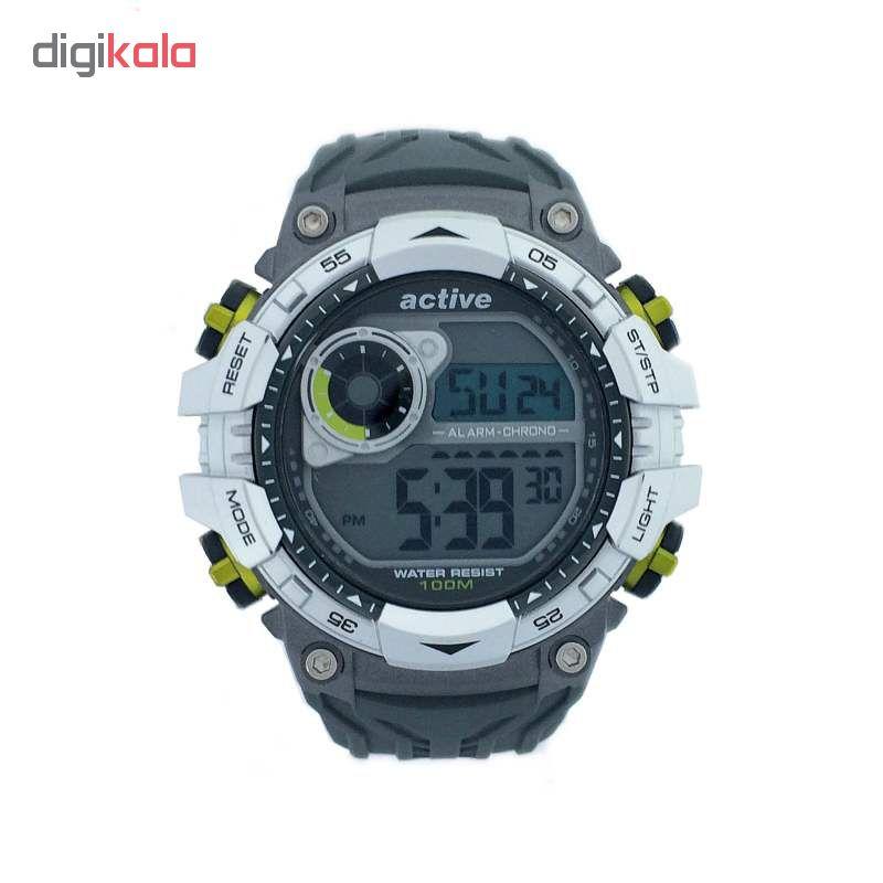 خرید ساعت مچی دیجیتال مردانه اکتیو مدل YP16701/TO